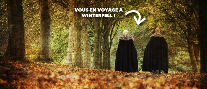 Voyagez au pays de Game of Thrones ! PAS DE SPOILER SAISON 6